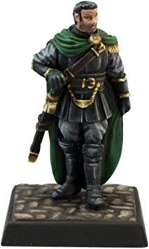 Pathfinder Miniatures: Hellknight Captain by Reaper