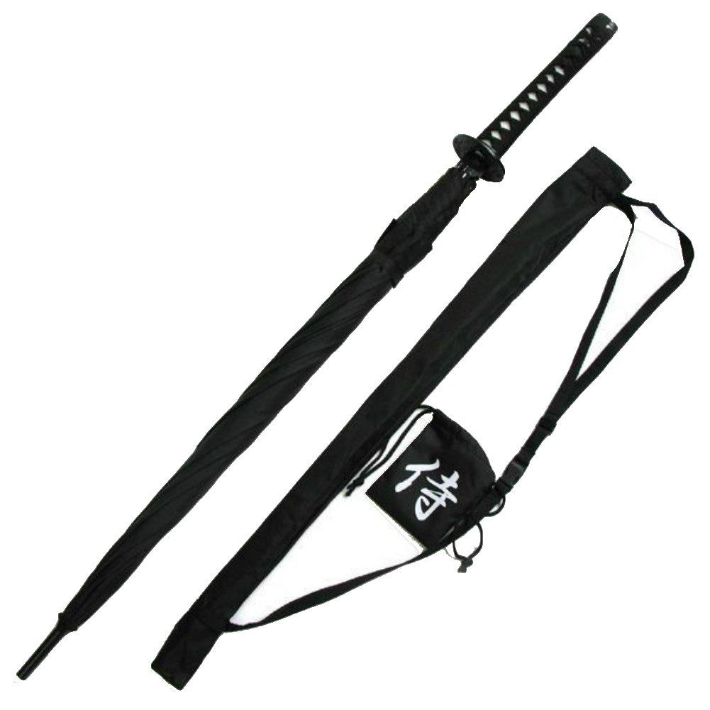 Ver2 negro celebra paraguas espada (jap?n importaci?n): Amazon.es: Jardín
