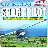 GroundSchool Sport Pilot (LSP) FAA Knowledge (Written) Test Preparation 2014 with Free Lifetime Updates