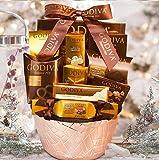 #8: LA Signature Godiva Chocolatier Gift Basket - Brown (Brown)