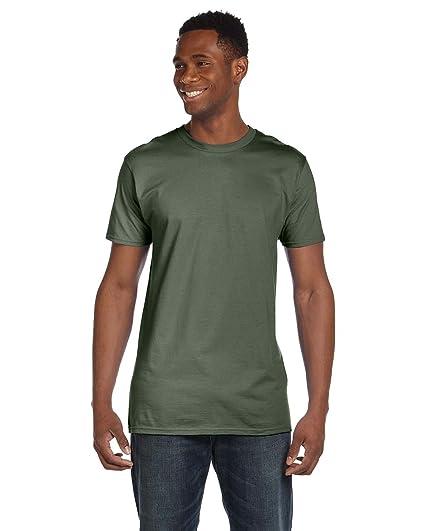 3086acdc Amazon.com: Hanes 4980 Nano-T T-Shirt: Clothing