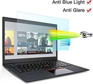 "17.3 Inch Anti Glare Computer Screen Protector-Blue Light Eye Protection Filter for All(HP/DELL/Asus/Acer/Sony/Samsung/Lenovo/Toshiba) 17.3"" with 16:9 Aspect Ratio Laptop,1 PCS(17.3"" S)"