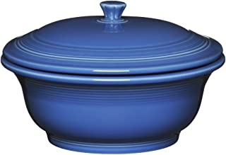 product image for Fiesta Covered Casserole, 70-Ounce, Lapis
