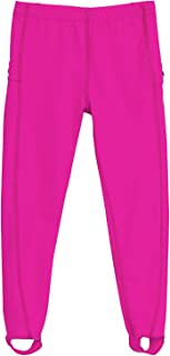 product image for Tuga Girl's Snorkeling Swim Legging, UPF 50+ Sun Protection