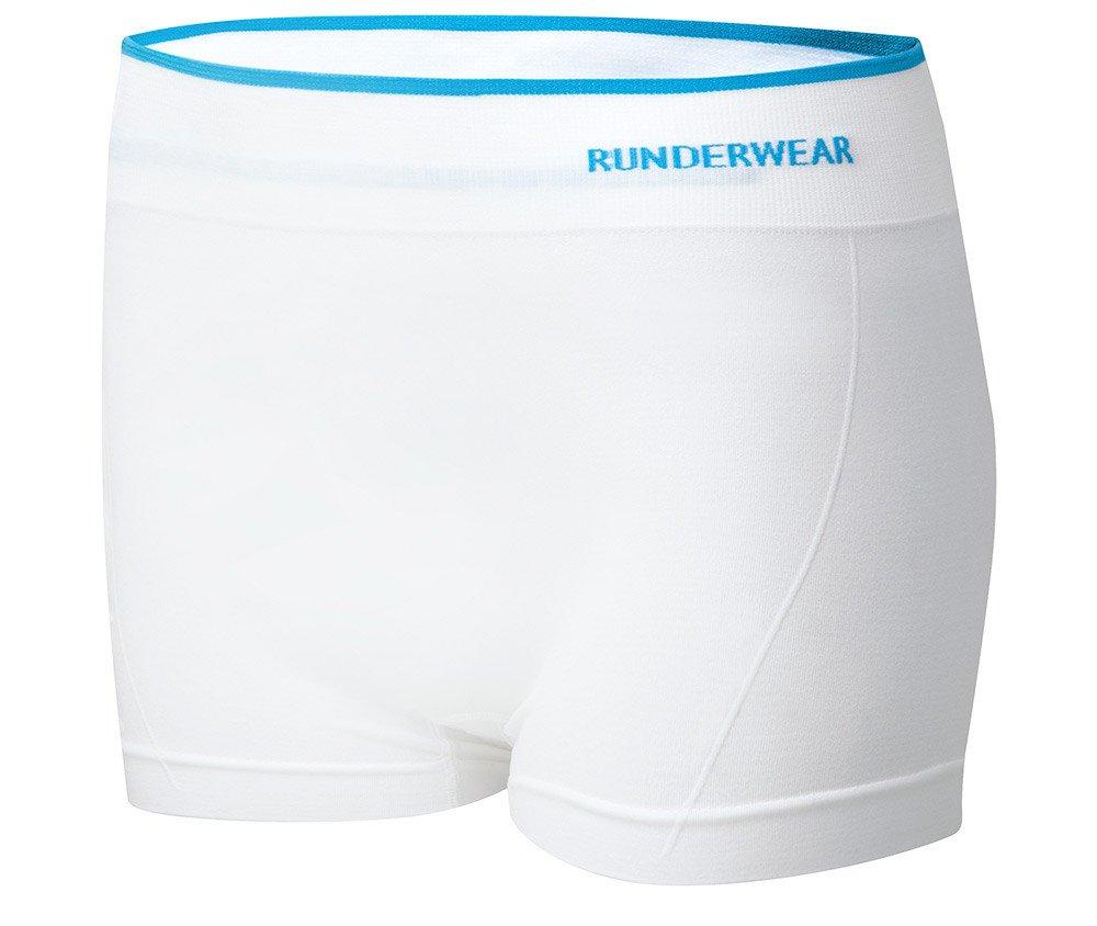 Runderwear Damen Hot Pant 's-Anti-Chafe Unterwäsche für Laufen, Radfahren