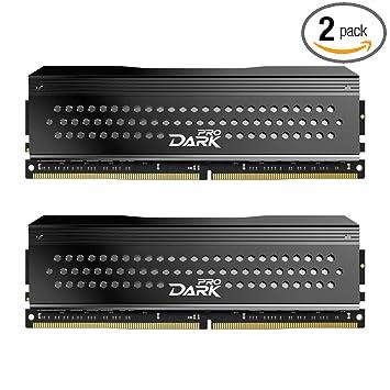 TEAMGROUP T-Force Dark Pro DDR4 16GB KIT (2 x 8GB) 3200MHz