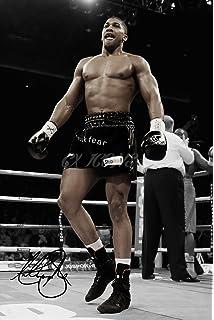 ANTHONY JOSHUA Boxing Poster Many Sizes Available Including