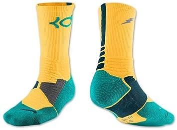Nike KD Kevin Durant Hyper Elite Acolchado Calcetines de Baloncesto – tamaño Grande (8 –