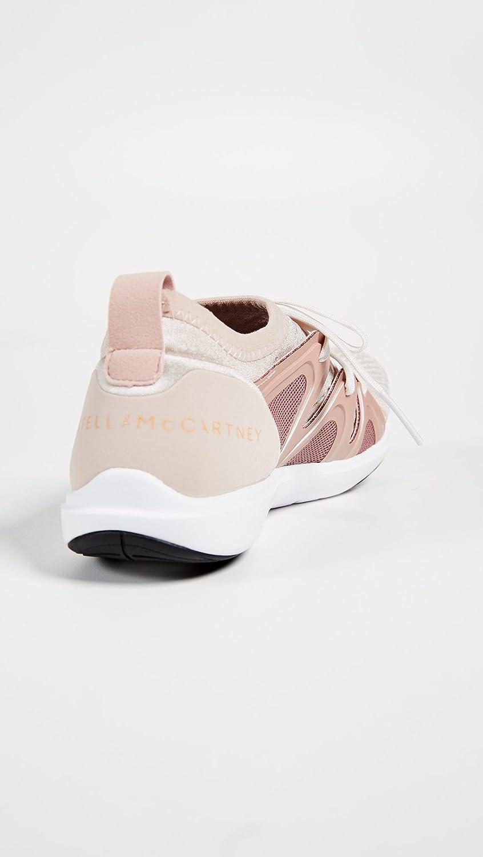 adidas by Stella McCartney Women's CrazyMove Pro Sneakers B078ZKQM7N 4 M UK Pearl Rose/Burnt Rose/Black