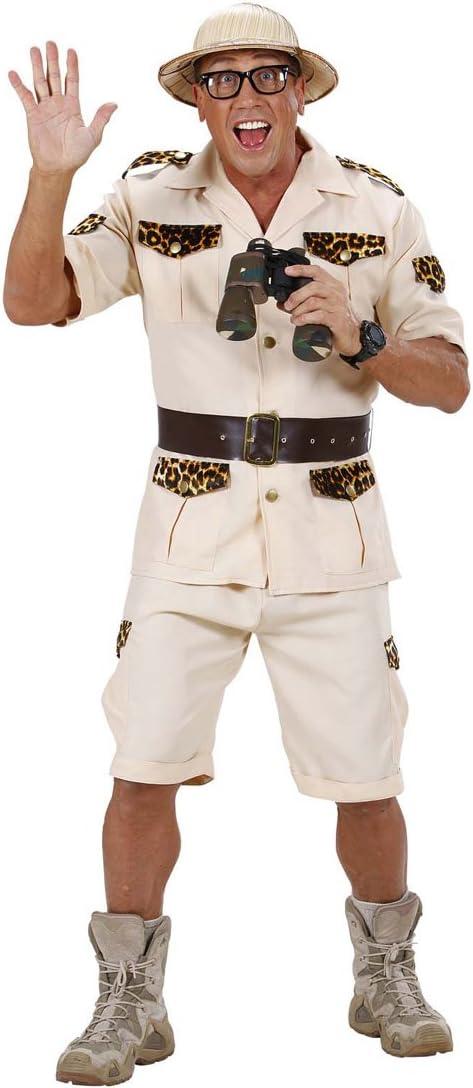 Disfraz de hombre traje de los investigadores de la selva Safari ...