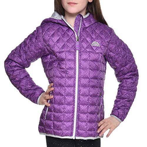 Quilted Girls Jacket - 9