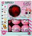 LOL Surprise Pets Eye Spy Series 4 Display Case 18 Pack Balls