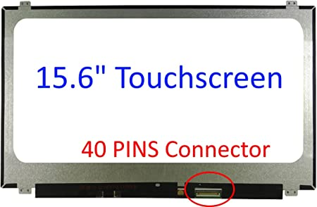 AU Optronics B156XTK01 V.0 for HP B156XTK01.0 OnCell Touch New Replacement LCD Screen for Laptop LED Glossy