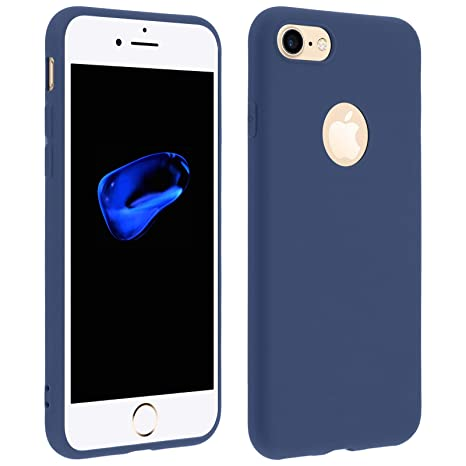 coque silicone iphone 8 soft touch