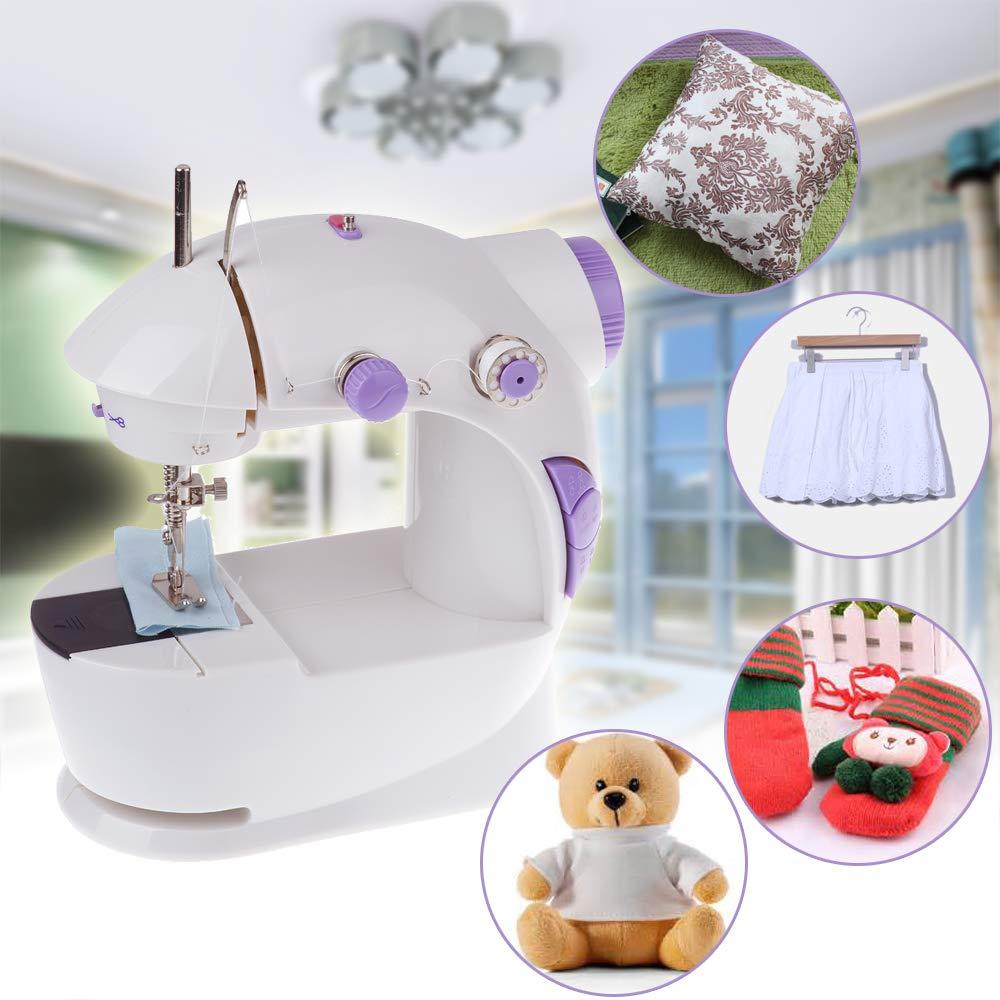 Comparativa de ayuda compra de una máquina de coser eléctrica