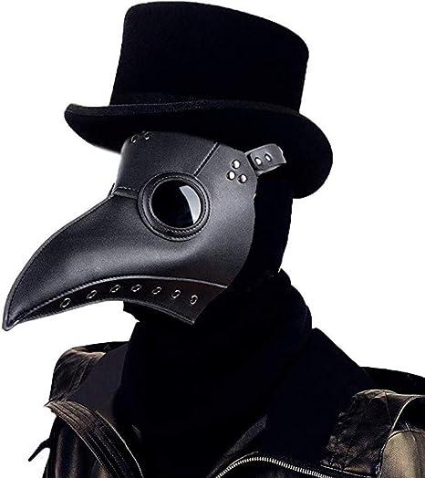 Máscara de Doctor Plaga Gótico ALIXIN