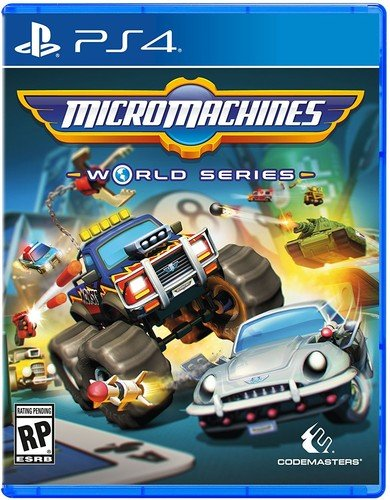 Micro Machines World Series PlayStation 4 D1382