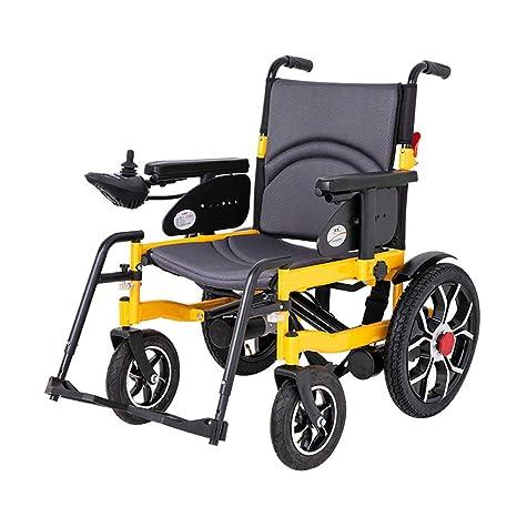 Silla de ruedas XT-LY eléctrica Plegable Ligera Inteligente ...