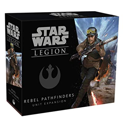 Fantasy Flight Games FFG Rebel Pathfinders Unit Expansion, Multicolor: Toys & Games