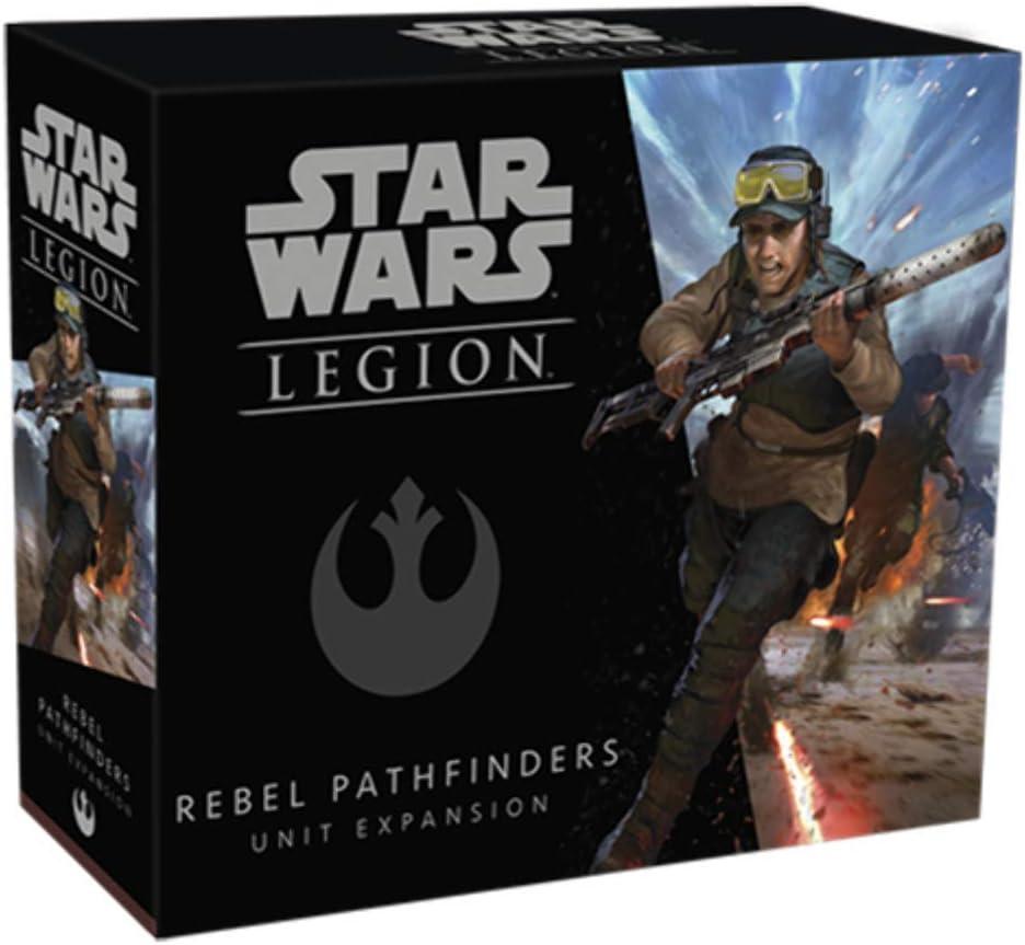 Fantasy Flight Games FFG Rebel Pathfinders Unit Expansion, Multicolor