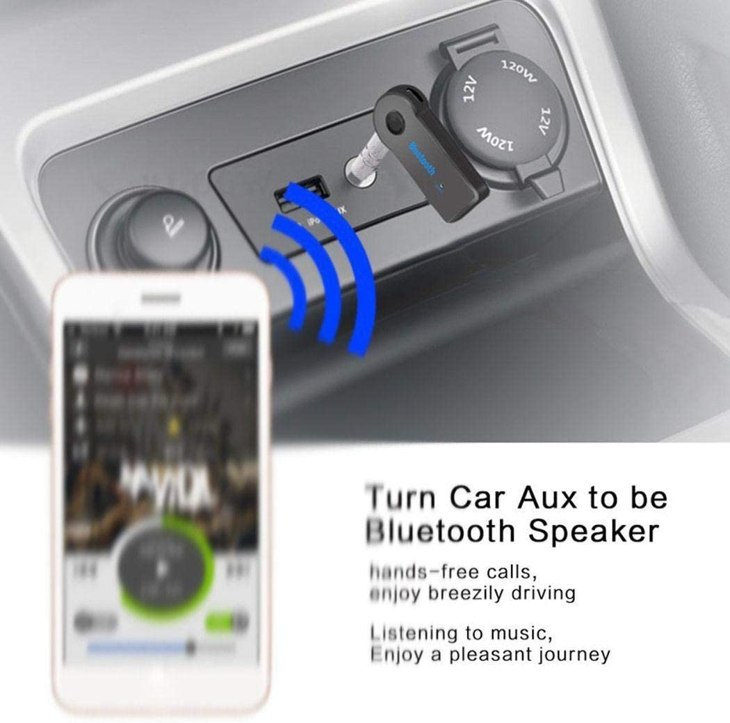 cibenid Wireless Bluetooth Transmitter Receiver Adapter Audio Receiver Converter Wireless Audio Receivers /& Adapters