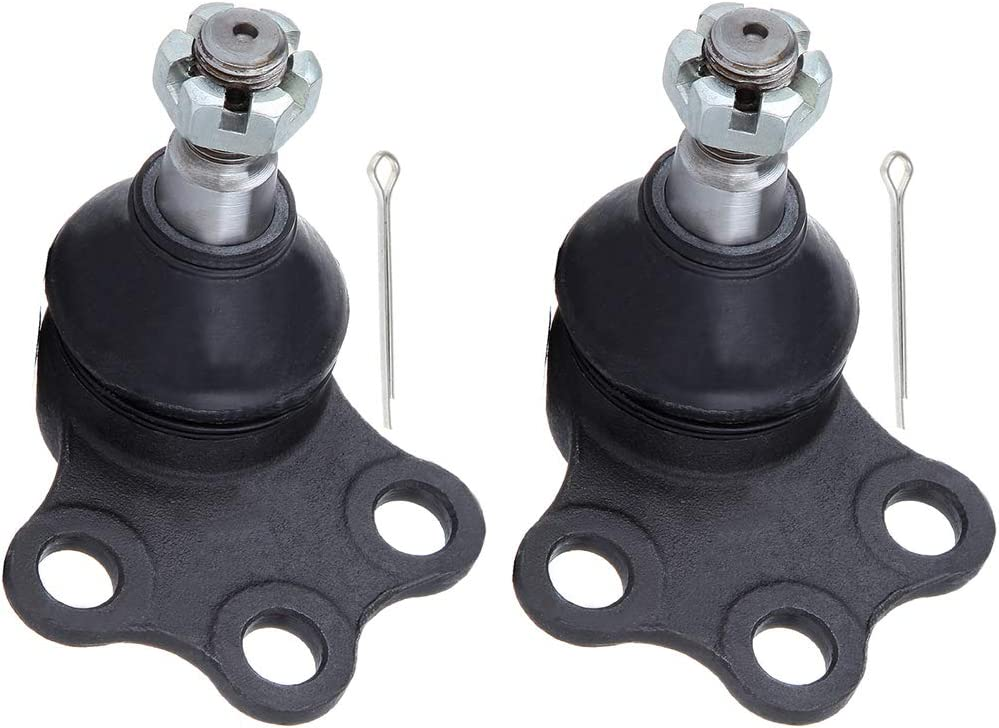 Front Lower Balljoint Ball Joint Pair Set of 2 for 00-01 Dodge Ram 1500 2WD