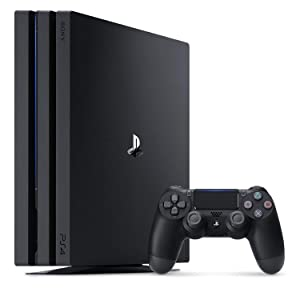 PlayStation 4 Pro ジェット・ブラック 1TB(新価格版)