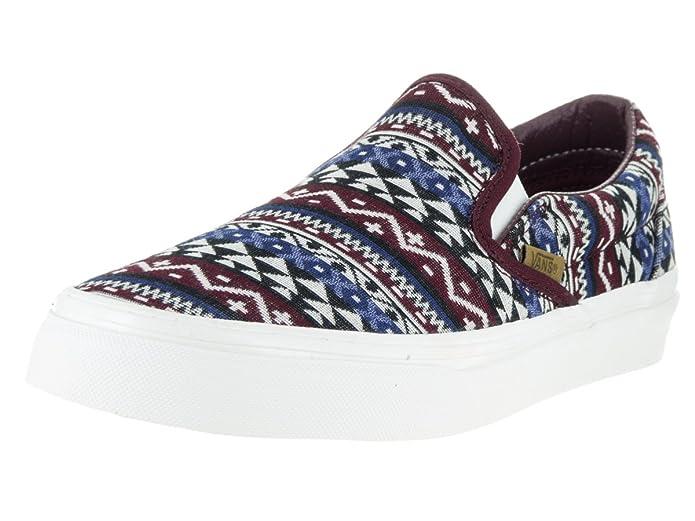 Vans Classic Slip-On Sneakers Damen Buntes Muster