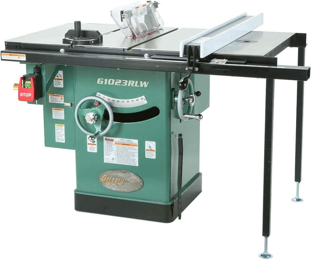 Grizzly G1023RLW Table Saws product image 1