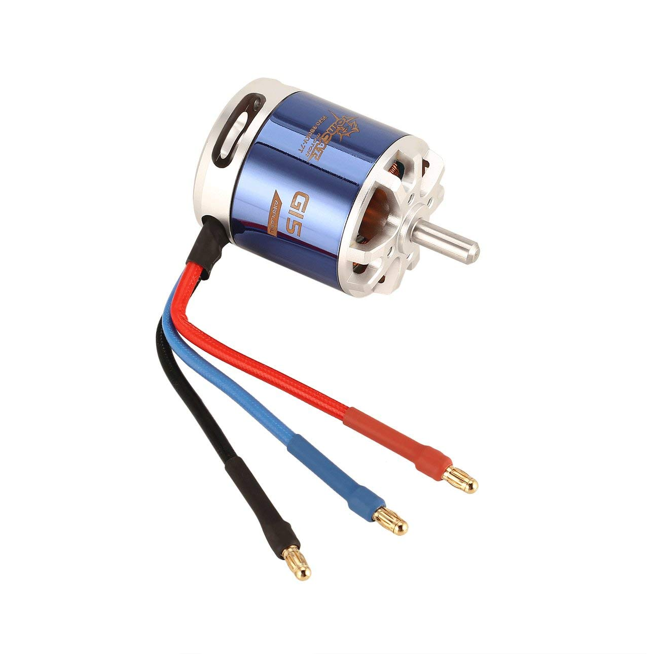 Ballylelly Accessori RC Drone Tomcat TC-G 3520 KV980 7T Brushless Motor Skyload 50A Brushless ESC Combo Set per RC Fixed Wing Airplane Drone Elicottero