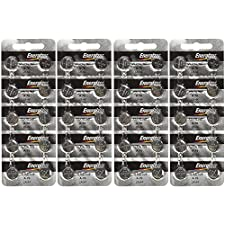 Energizer LR44 1.5V Button jhXCZ Cell Battery, 20 Pack (2 Pack)