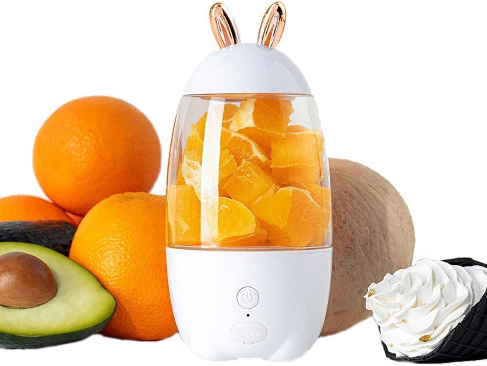 Blender, Smoothie Makers Blenders, Mixers & Food Processors USB Rechargeable Electric Fruit Juicer Milkshake Smoothie Machine,C