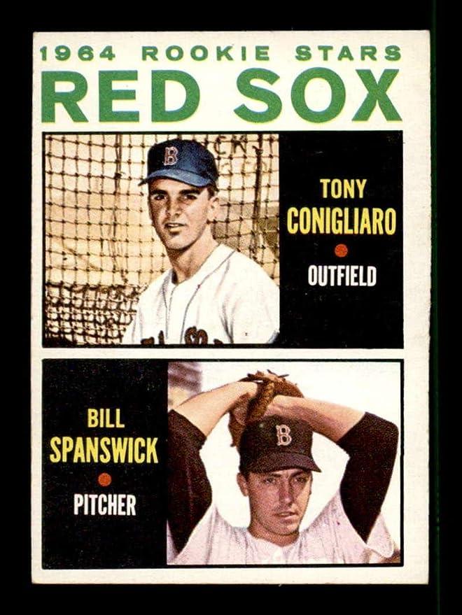 Tony Conigliaro Boston Red Sox METAL Baseball Card