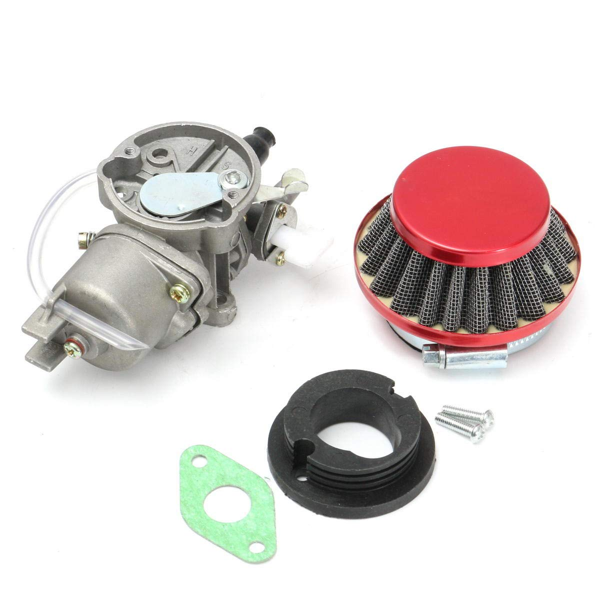 Performance Carburetor Carb Air Filter Kit 47cc 49cc Pocket Mini Bike