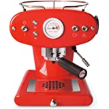 Illy FrancisFrancis! 6141 X 1 Trio Machine à Espresso Rouge (Import Allemagne)