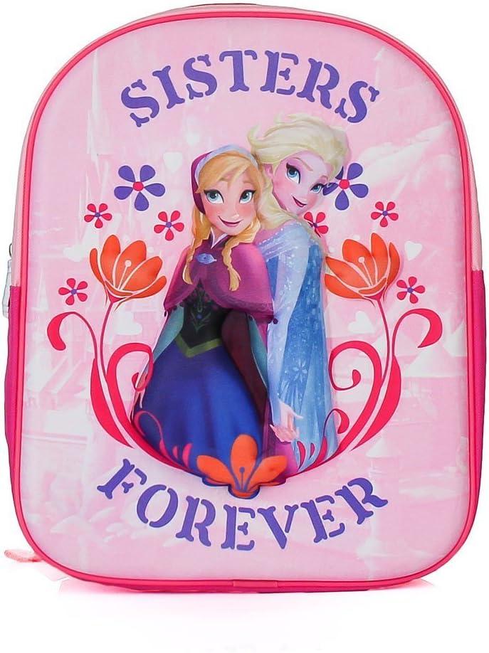 /Disney Frozen DFR3-8114-B EVA Junior Backpack