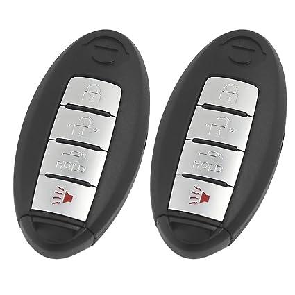 2 For KR55WK48903 Infiniti G37 Keyless Entry Smart Prox Remote Car Key Fob