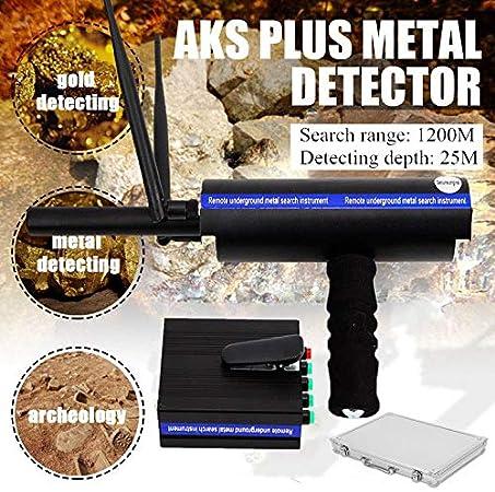 AKS PLUS Finder Gold Metal Detector Scan Finder For Gold Silver Copper Diamond