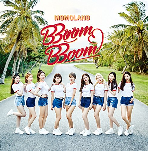 CD : Momoland - Bboom Bboom (Japan - Import)