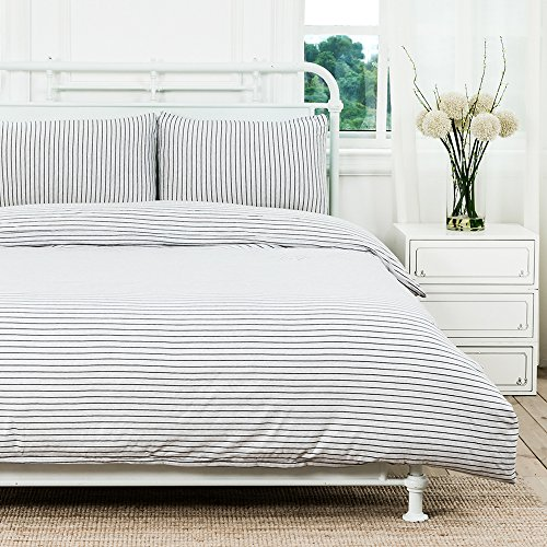 Home Stripe Comforter Set - 7