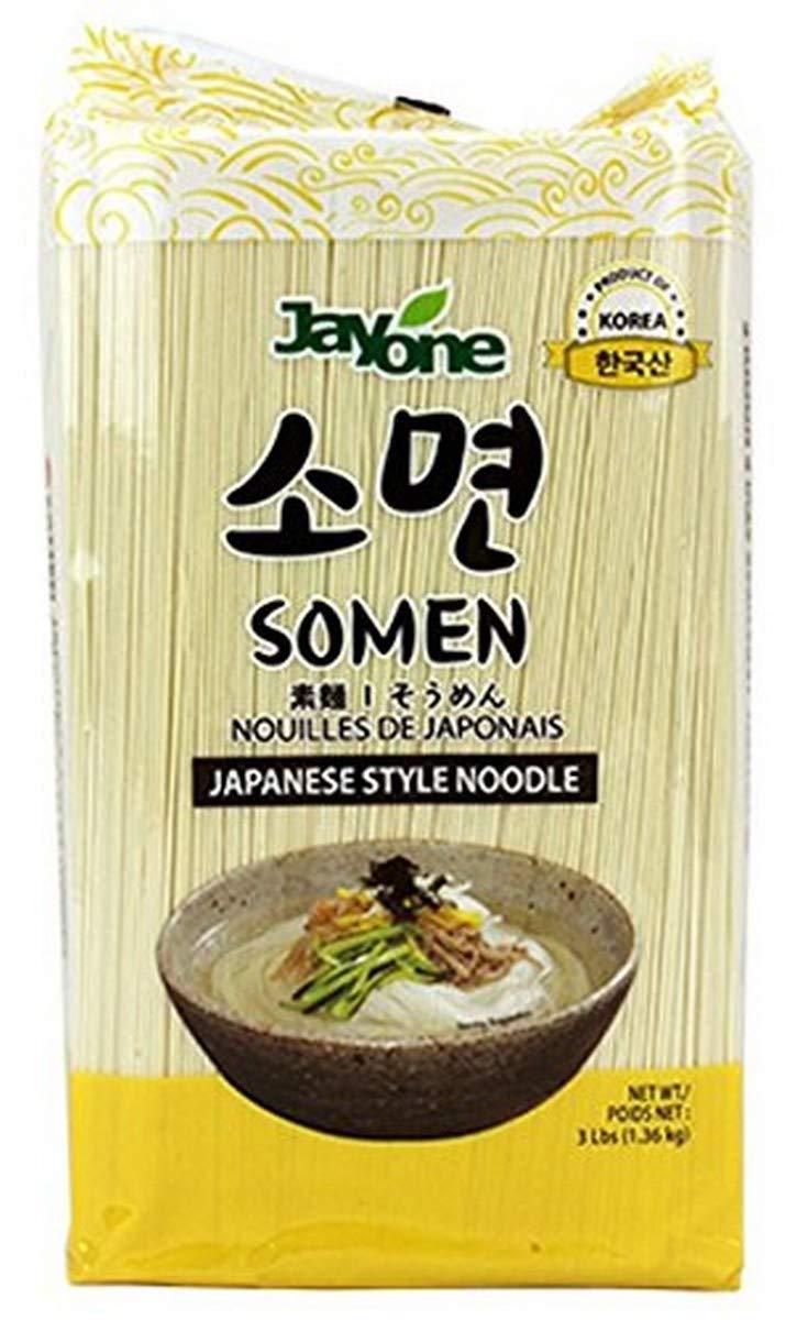 Jayone Japanese Somen Noodles, 3 Pound