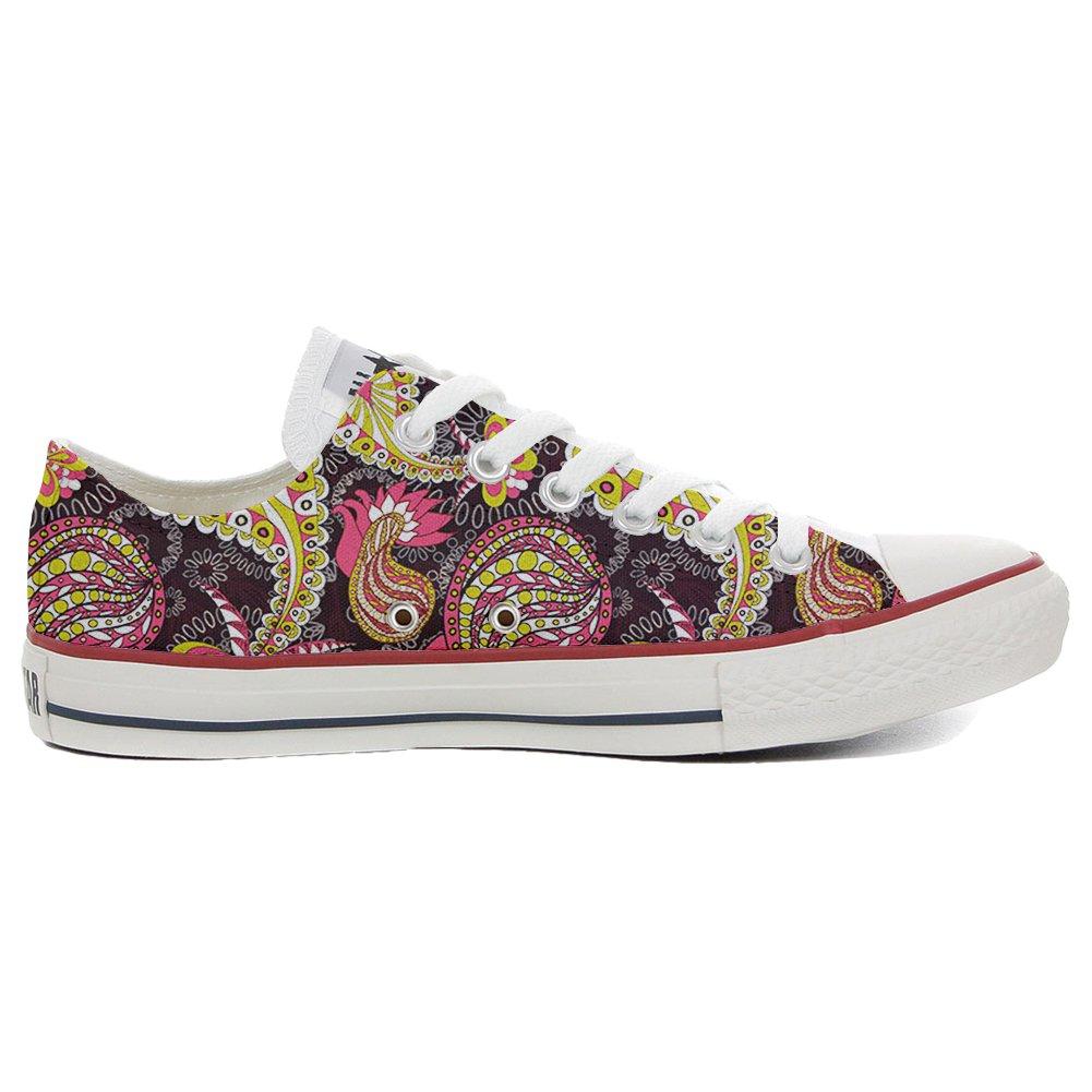 Converse All Vintage Star personalisierte Schuhe (Handwerk Produkt) Vintage All Paysley 954b65