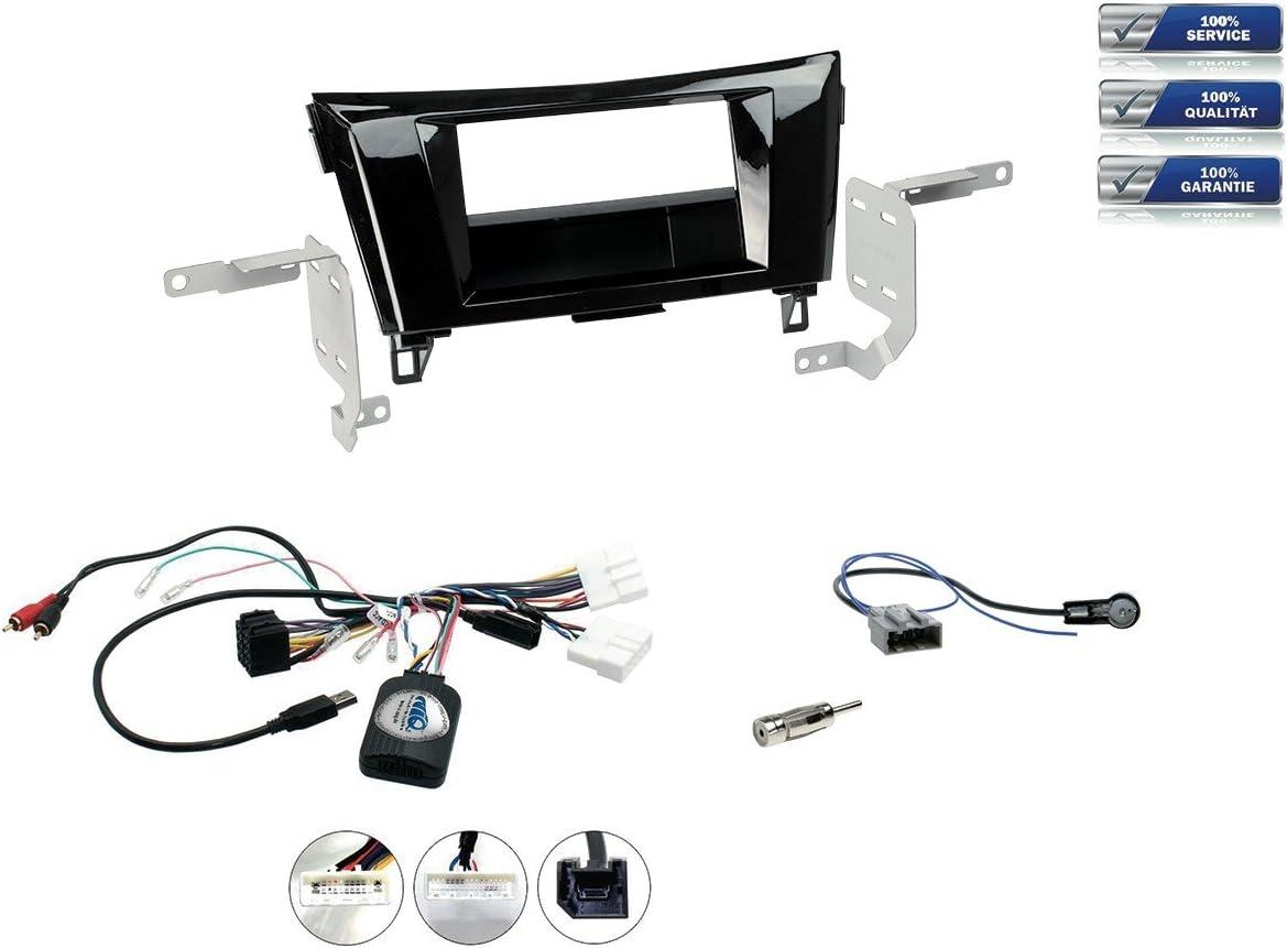 Nissan Qashqai X Trail Einbauset Inkl Lfb Bj Ab Elektronik