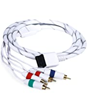 Monoprice cable de audio y Video ED para Wii y Wii U