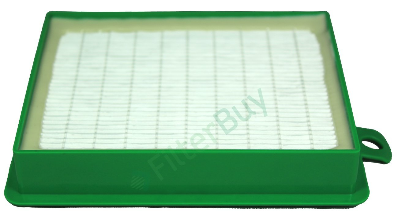 Part # 60286A LEPAC7656 HF12 HF-12 FilterBuy Eureka Electrolux Sanitaire Compatible Washable HF1 HF-1 Designed by FilterBuy to fit Eureka Electrolux Sanitaire Canister Vacuum Cleaners HEPA Filter