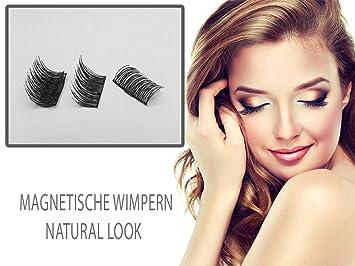 07dd42b0259 Magnetic Secret False Eyelashes, Ultra-Thin, Reusable,GLUE FREE (Scarlet  Magnetic