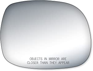 Fit System 90166 Toyota Sequoia Passenger Side Replacement Mirror Glass