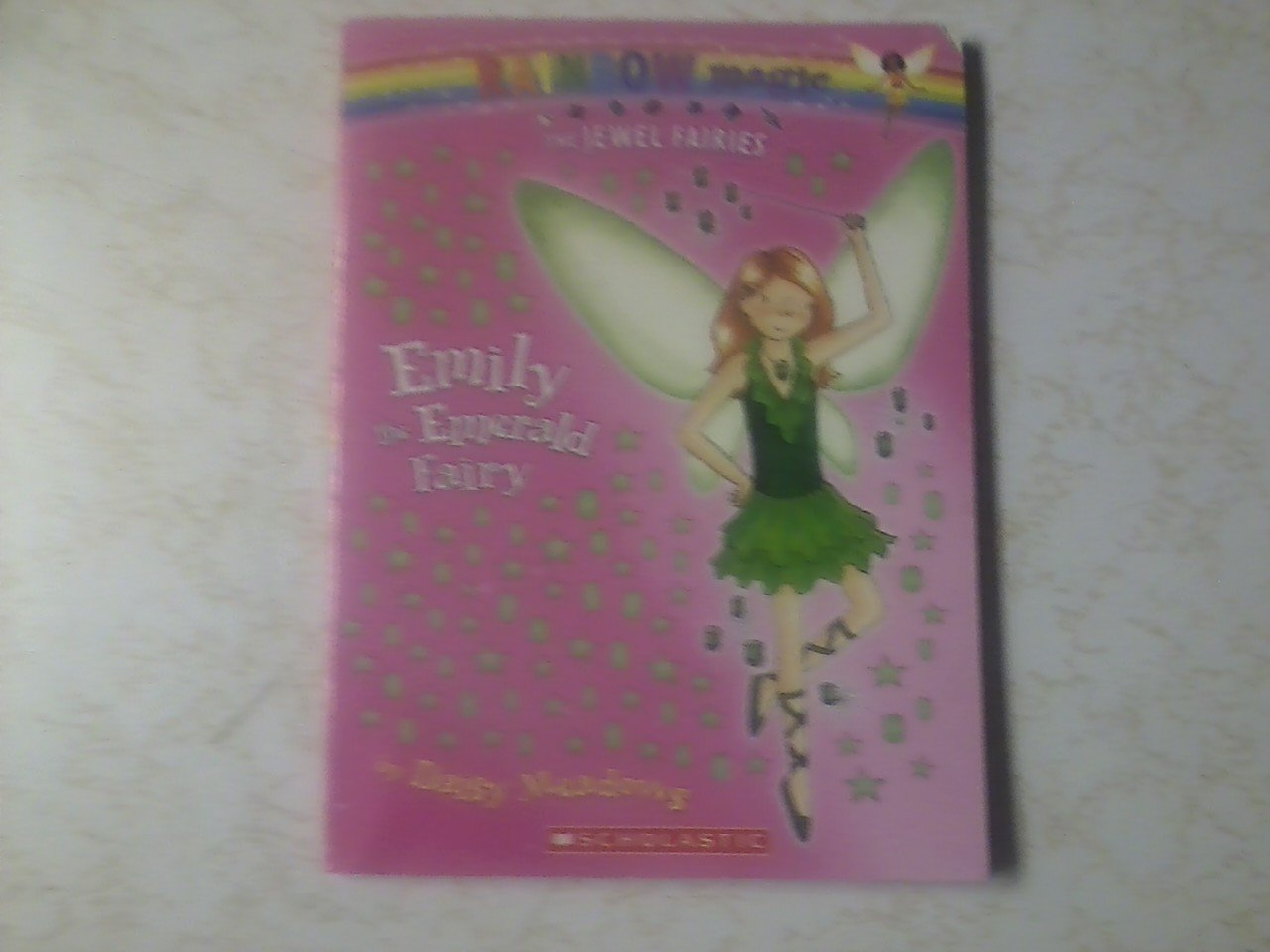 Read Online Emily the Emerald Fairy #3 The Jewel Fairies pdf
