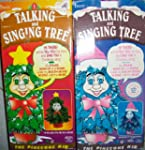 Telco 14 Talking and Singing Tree The Pinecone Kid Christmas Motionette