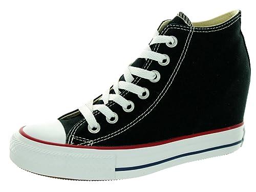scarpe converse chuck taylor lux mid